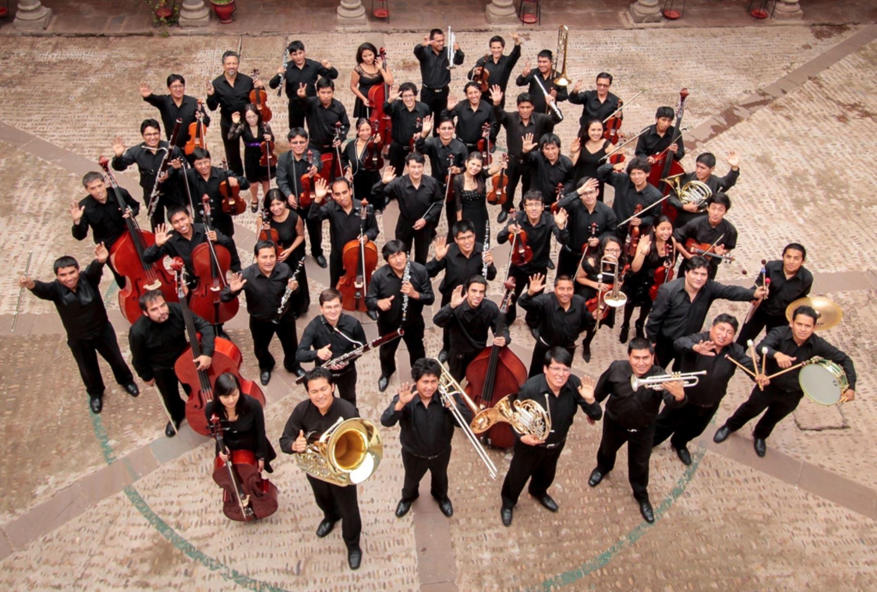 Voy A Presentar En La Orquesta De La Luz W