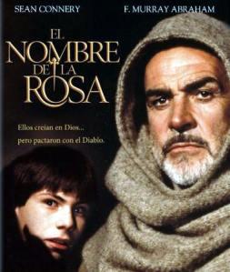 El nombre de la rosa dirigida por Jean-Jacques Annaud